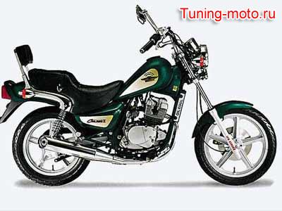 мотоциклы hyosung характеристика
